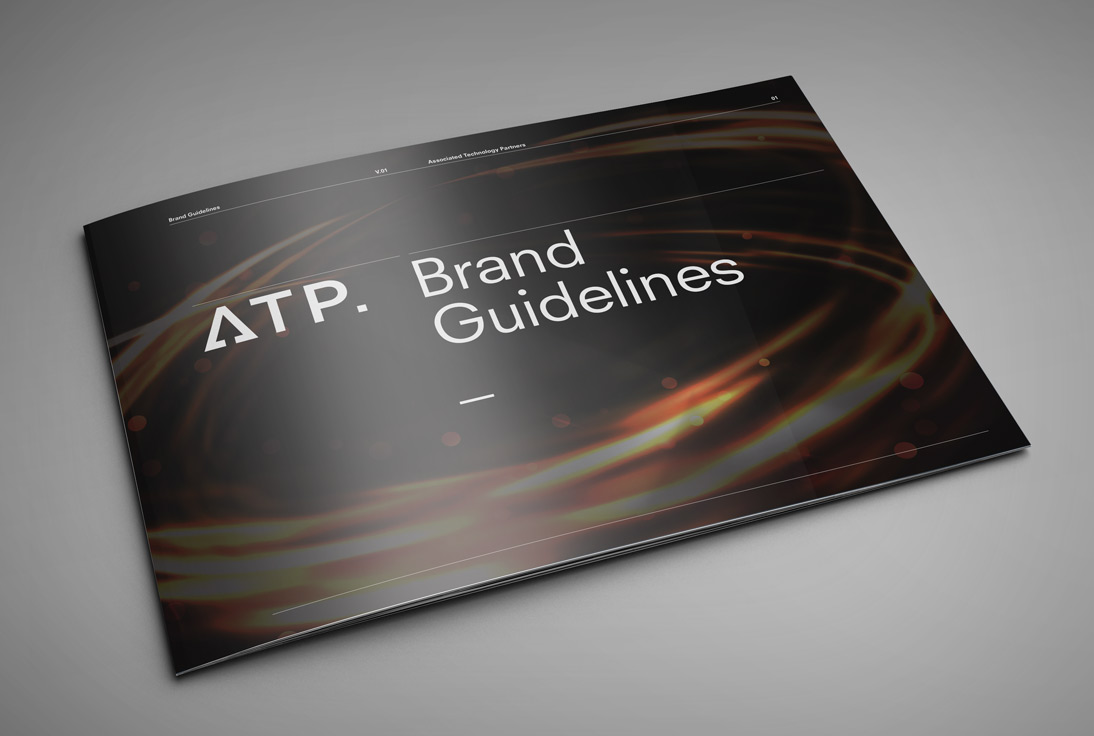ATP brand guidelines