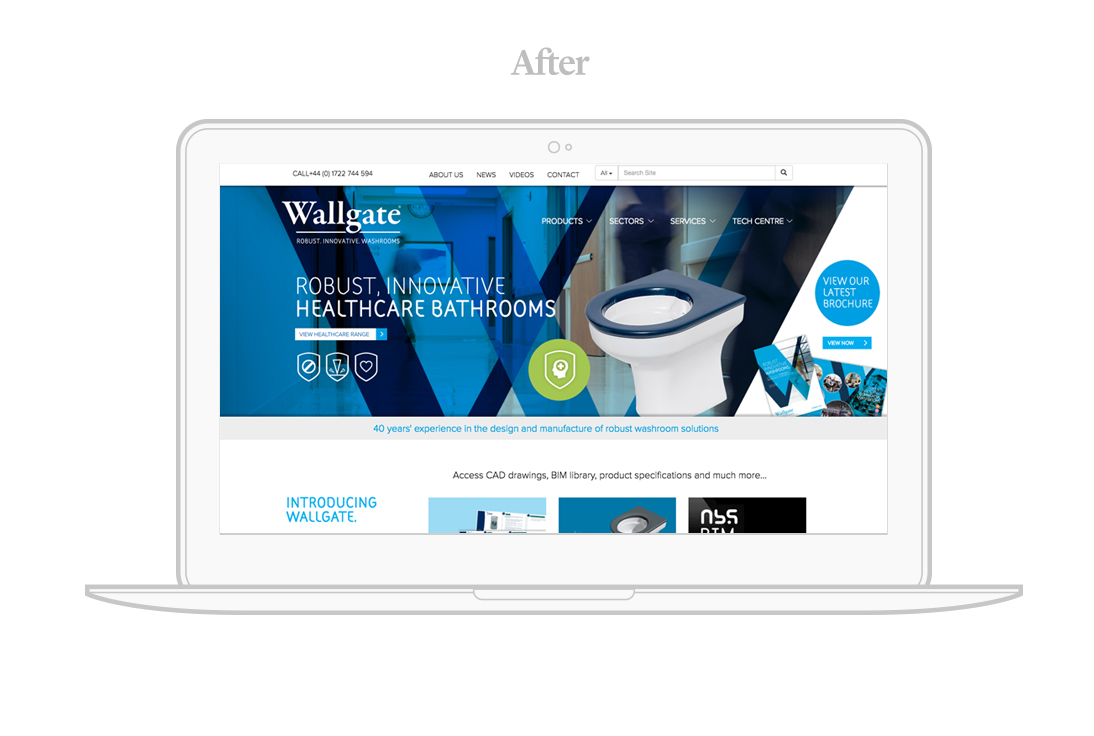 wallgate integrated marketing campaign